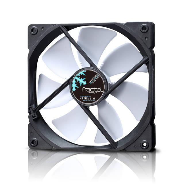 Fractal Design Dynamic X2 GP-14 FD-FAN-DYN-X2-GP14-WT 140mm Case Fan