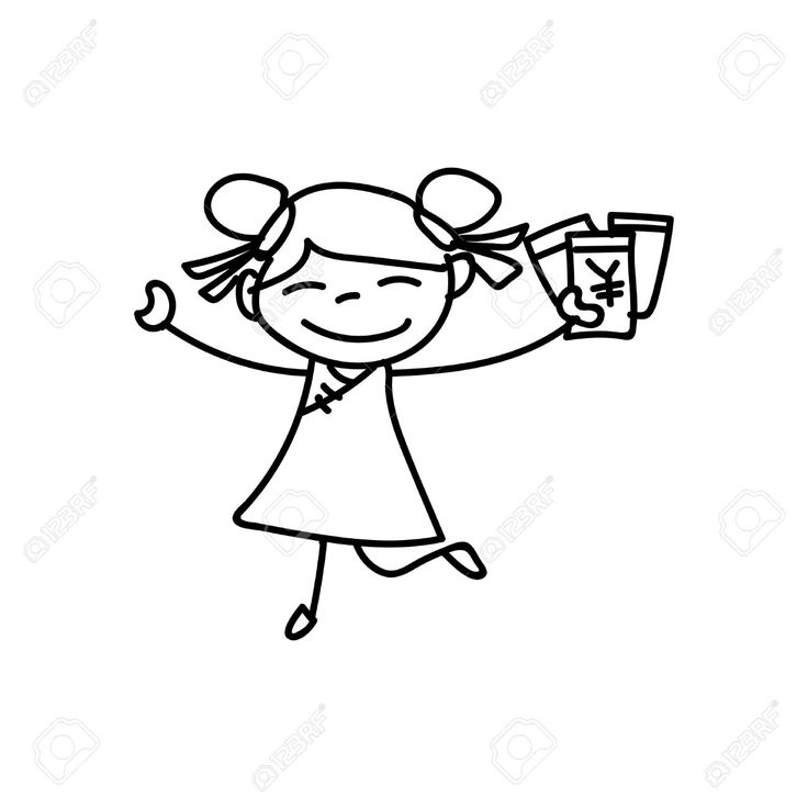 36648724-hand-drawing-Chinese-New-Year-cartoon-character-happiness-concept-Stock-Photo.jpg (1300×1300)