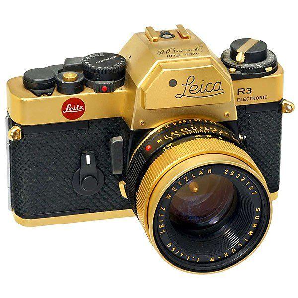 Пленочные фотоаппараты лейка