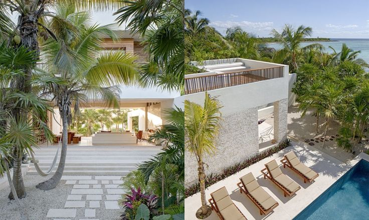 Specht Architects designed Casa Xixim, a self-sustaining eco-luxe resort outside of Tulum, Mexico.