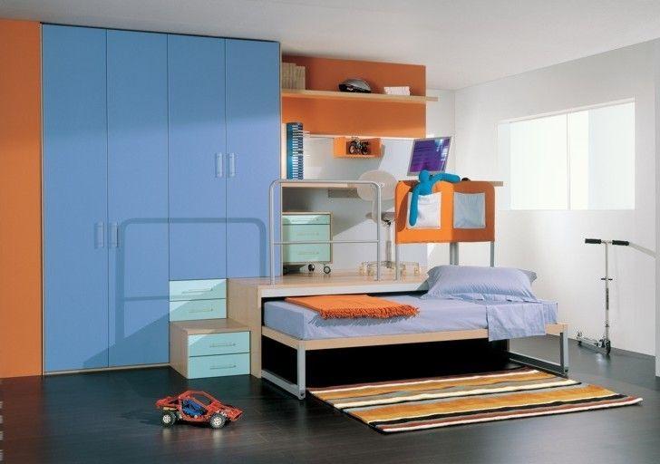 BADROOM - centri camerette specializzati in camere e camerette per ragazzi - cameretta con soppalco