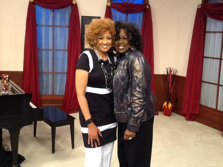 Air date: 8/27/13 on TCT Family Guest: Doris Stokes-Knight Host: Dorinda Clark-Cole Show: The Dorinda Show