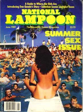National Lampoon #209 - May-Jun 1989