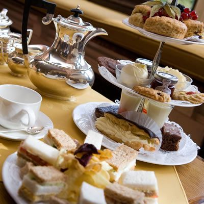 Afternoon tea | The Armathwaite Hall Full Afternoon Tea