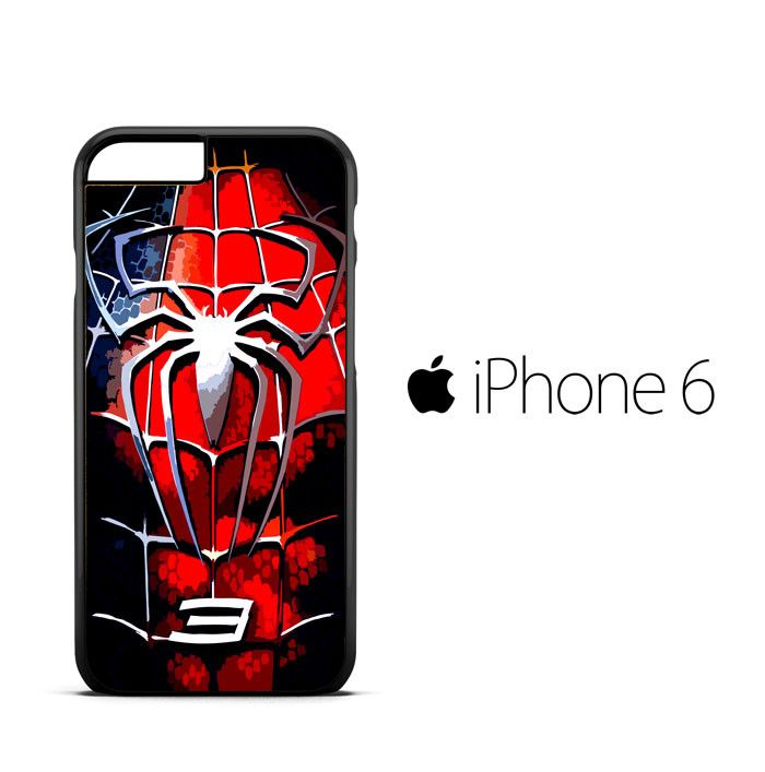 spder man 3 chest R0141 iPhone 6   6S Case