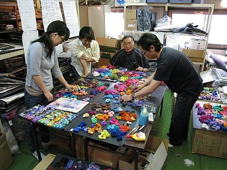 """Eisaku Noro - Industrial Yarns. This page links to a 26-page publication called """"Manufacturing of Noro Yarn, From Farm to Product."""" Very helpful in thinking about spinning Noro-like yarns."""