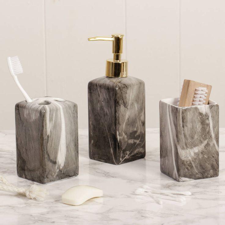 Bathroom Accessories Vaughan 25+ best grey marble bathroom ideas on pinterest | grey shower