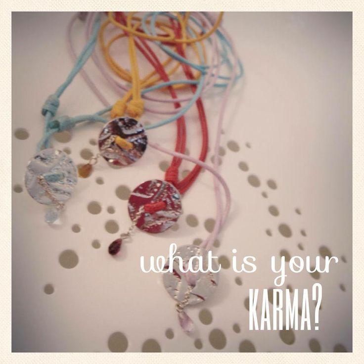 Battiquore Milano | Collezione Karma, Collane o Bracciali? Tu come preferisci indossarli?