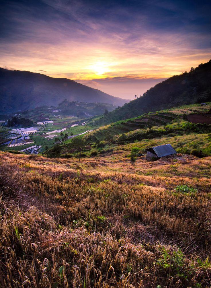 Dieng Plateau Central Java, Indonesia Sunrise | by Ahmad Syukaery on 500px