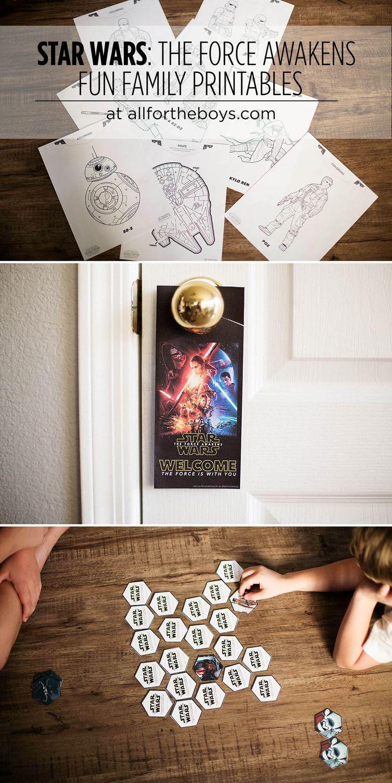 Star Wars The Force Awakens Fun