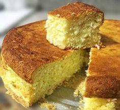 Receitinha super fácil de bolo de aipim com cocosem glúten e sem lactose, super saudável e nutritivo para comer no café da manhã e até no pré treino, pois tem