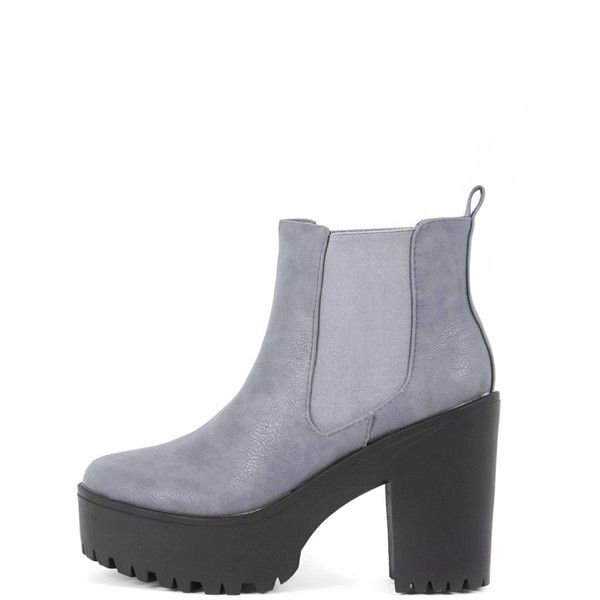 1000  ideas about Grey Ankle Boots on Pinterest | Ankle booties ...