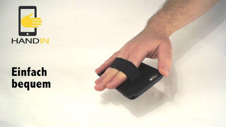 Lassen Sie es nie wieder fallen! Die perfekte iPhone Hülle! www.hand-in.info. Nur jetzt bei Amazon oder unter www.coalashop.eu --> HandIn iPhone Hülle für 6 und 6+! Es ist wirklich unglaublich! Nur gute Erfahrungen.