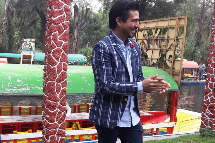 El socialité Eddie Jaimes celebró su cumpleaños número 40 en un extraordinario festejo en el Jardín Las Garzas del Embarcadero Nativitas de Xochimilco.