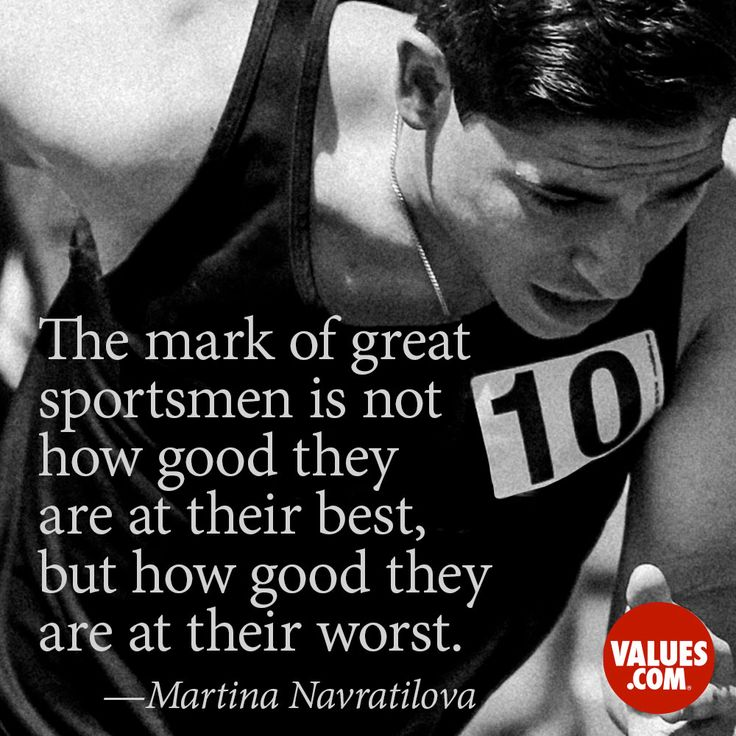 Have pride in your performance #sportsmanship #workethic www.values.com