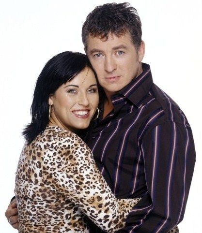 Kat and Alfie from Eastenders. Fave couple ever.