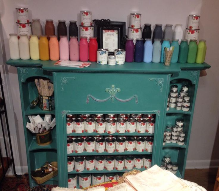 Country Kitchen Jackson Tn: Meet Country Chic Paint Retailer: Whatnots Antiques, Etc