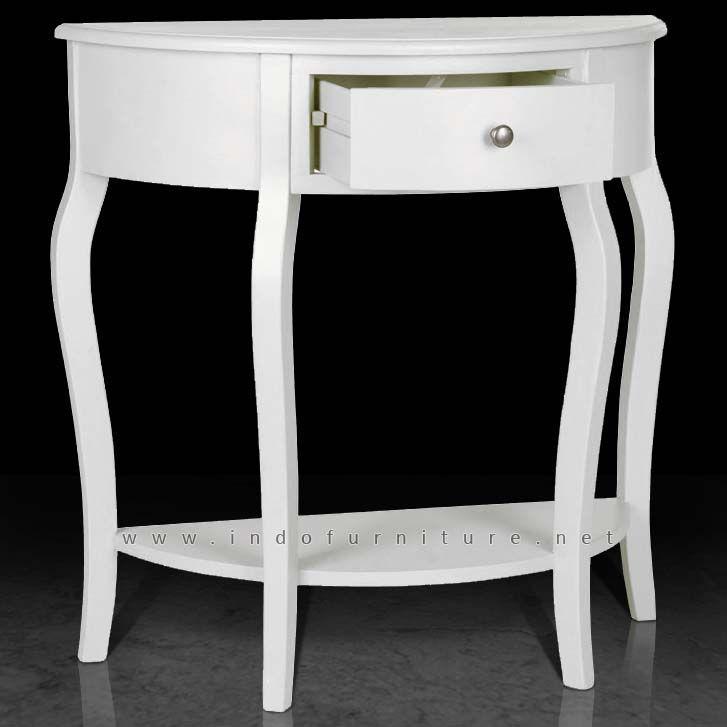 Meja Konsol Elegan   Indo Furniture