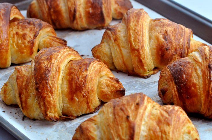 Croissant fragranti