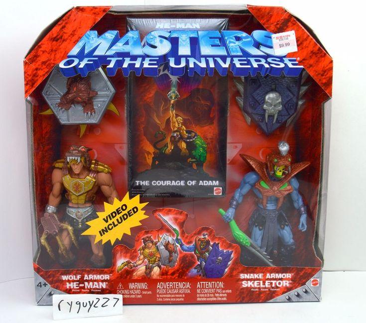 Motu, Wolf Armor He-man & Snake Skeletor, Masters Of The Universe 200x, Misb Moc | Juguetes y pasatiempos, Figuras de acción, Juegos de TV, películas y video | eBay!