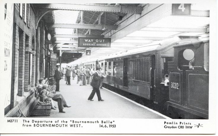 Image result for bournemouth west station