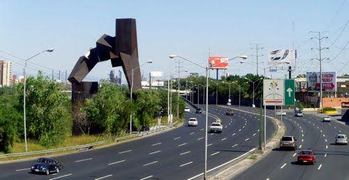 La ruta escultórica: acero y cemento en Monterrey | Cultura Colectiva - Cultura Colectiva