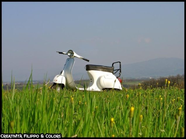 No #War, More #Vespa! #Spring in #Mugello – #Italy © Filippo Giustini a NON Professional #Photographer. I #love travel, take pics, #meet #people. My #Pictures www.pics-life-and.me   My #Travel www.weloveliving.it My #Marketing www.low-cost-mark...