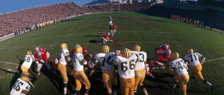 49ers vs Packers - Kezar Stadium