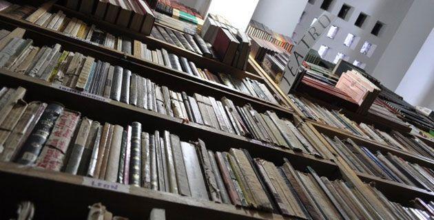 El fascinante mundo de las librerías de viejo en la Ciudad de México   México Desconocido