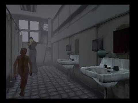 """""""Silent Hill"""" (サイレントヒル Sairento Hiru?) is a survival horror video game published by Konami and developed by Team Silent, a Konami Computer Entertainment Tokyo group. the game was released in North America in January 1999. The game follows Harry Mason as he searches for his missing adopted daughter in the eponymous fictional American town of Silent Hill; stumbling upon a cult conducting a ritual to revive a deity it worships, he discovers her true origin."""