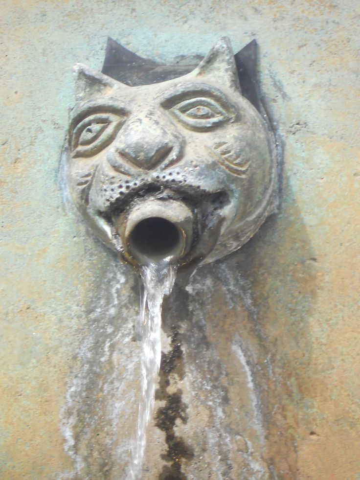 fontanna | fragment 2 | Goslar