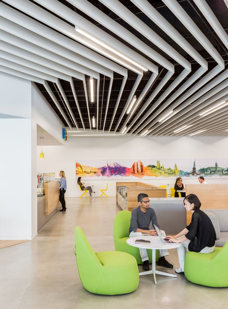 cool office furniture meeting space