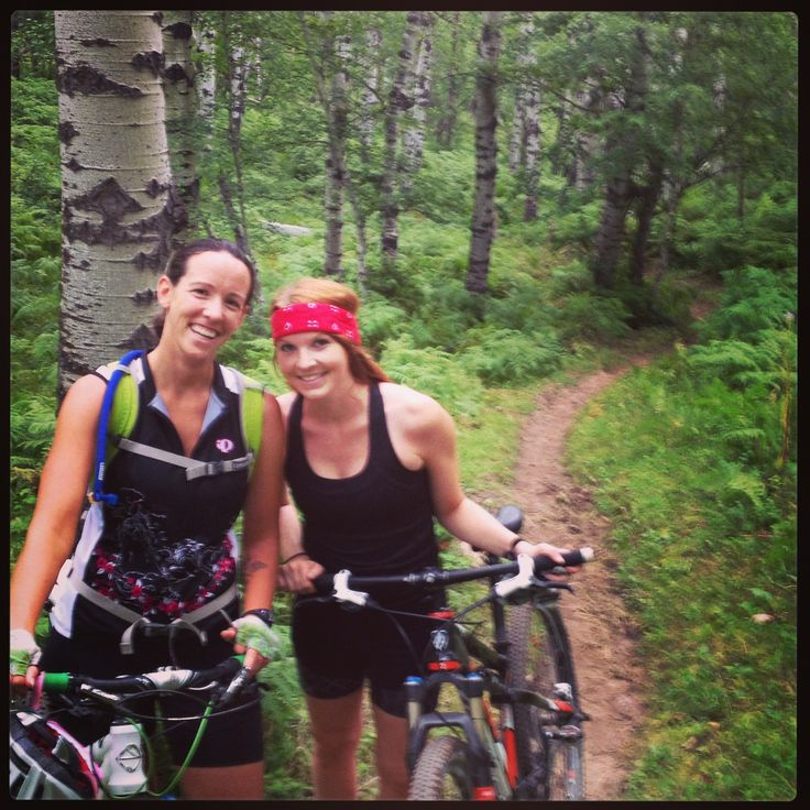 Bridges Spearfish Sd Single Track Mountain Biking Aubrey And