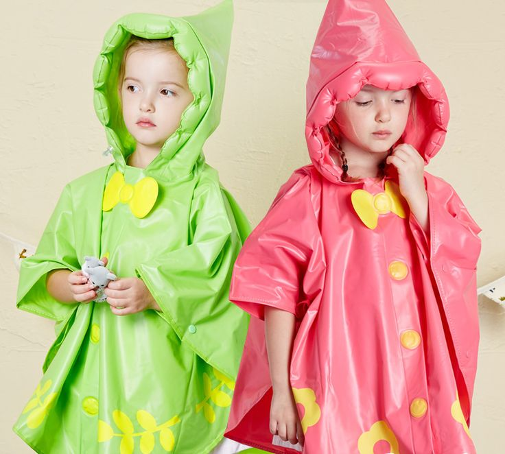 Raincoats Rain Gear Magic Forest Cloak Boys Girls Fashion Lovely Students Poncho Children Raincoat Little Red Riding Hood-in Raincoats from Home & Garden on Aliexpress.com | Alibaba Group