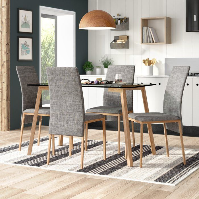 Essgruppe Kyoto Mit 4 Stuhlen 4 Seater Dining Table Modern Dining Table Dining Table