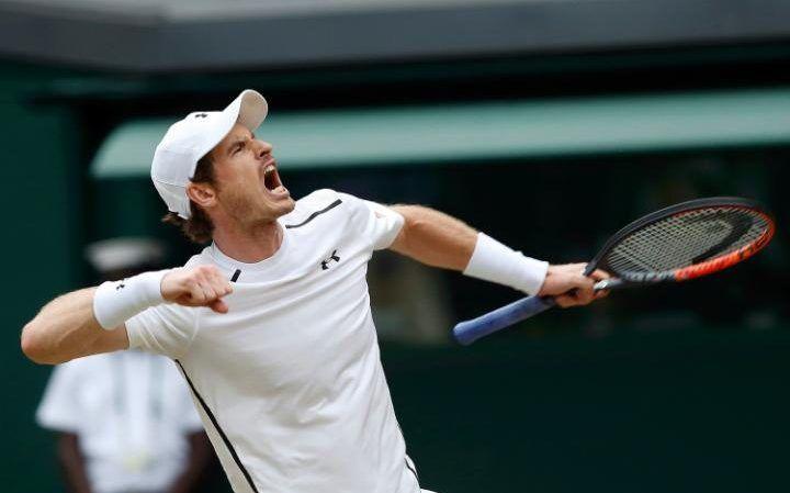Andy Murray vs Jo-Wilfried Tsonga, Wimbledon 2016 live: Scot wins in five set epic