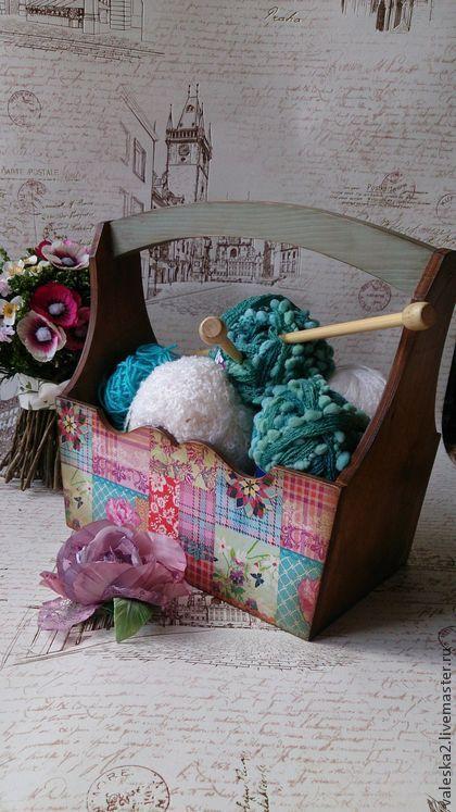 Короб для мелочей большой - короб,система хранения,короб для кухни,коробка для мелочей