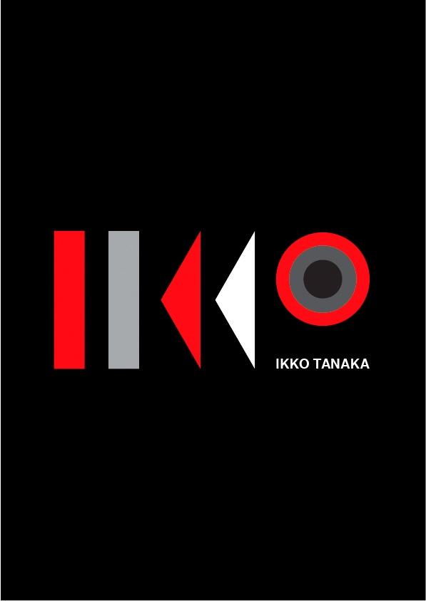 Ikko Tanaka by Bence Varga, via Behance