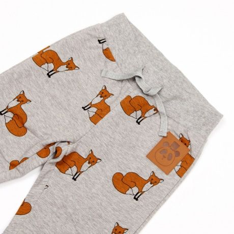 Mini Rodini Fox print pant. Available to buy at http://www.fromlolawithlove.com.au