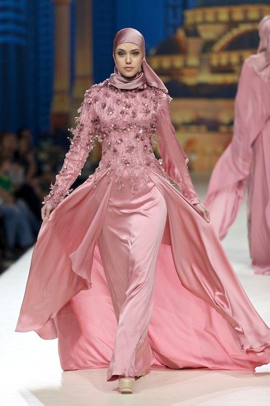 hijab couture -#flawlessmuslima