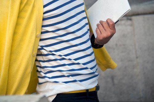 yellow :>: Man Stripes, Yellow Stripes, Men S Fashion, Color, Yellow Belt, Outfit, Blue Yellow, Blue Stripes, Jcloset Fashion Style