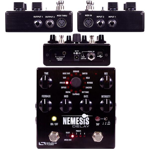 ☆エフェクターフェア第136弾!☆夢のようなDelay Boxが登場!『Nemesis Delay』 | DJ機材・CDJ・DJソフトの激安販売店ミュージックハウスフレンズ