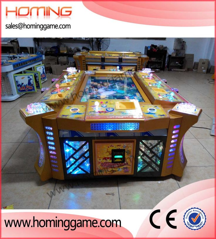 61 best hominggame tiger strike fishing game machine in for How to play fish table game