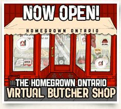 Ontario Meat & Poultry | Support Ontario, Buy Local