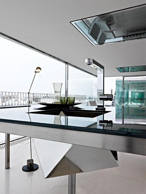 125 best Küche images on Pinterest Kitchens, Kitchen cabinets - wandpaneele küche glas