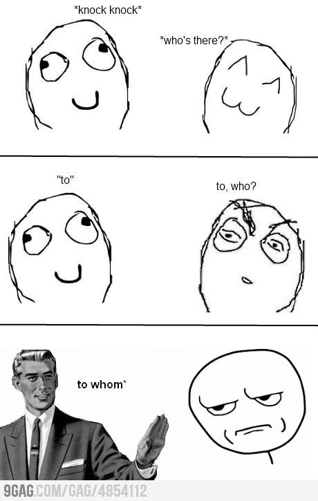 This is my favorite joke. Everyone thinks I'm so lame. Hahaha