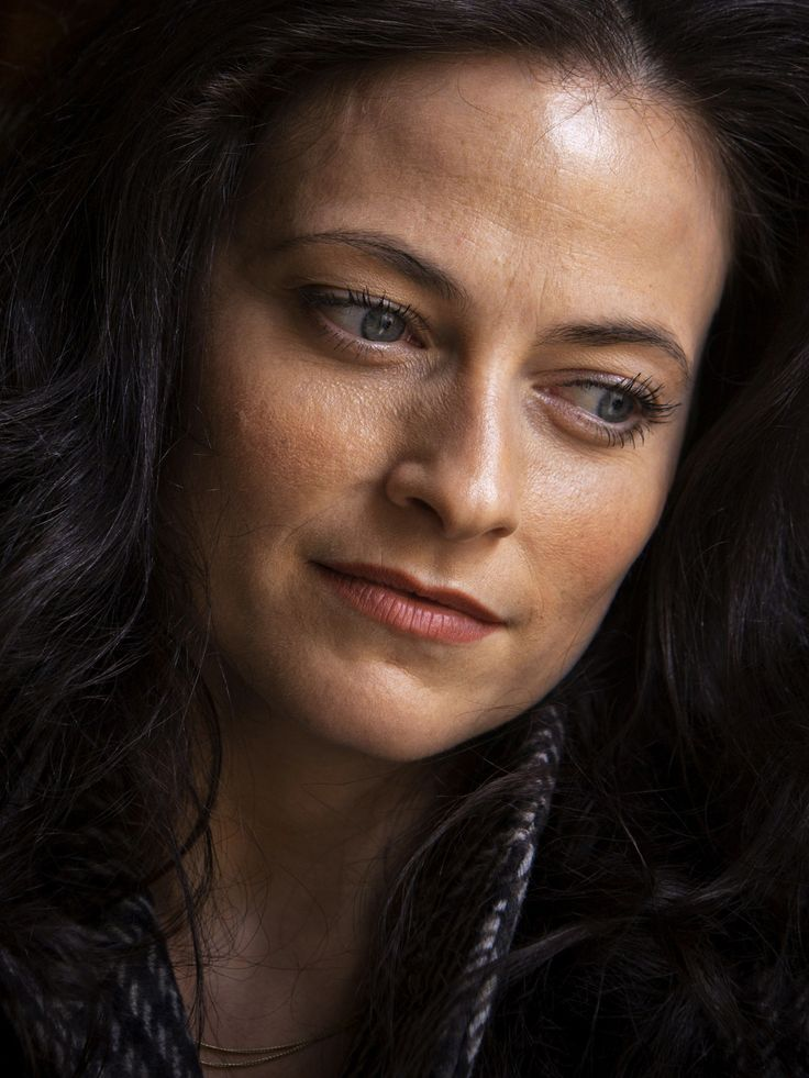 "Just to be clear, Lara Pulver was not completely naked in that Sherlock scene. ""No. I was wearing Louboutin shoes. Earrings. Make-up. And this weird kind of…"" She cups her hand and stares at it, baffled. ""I don't even know how you'd describe it. Cup? A cup thingy."" She hoots."