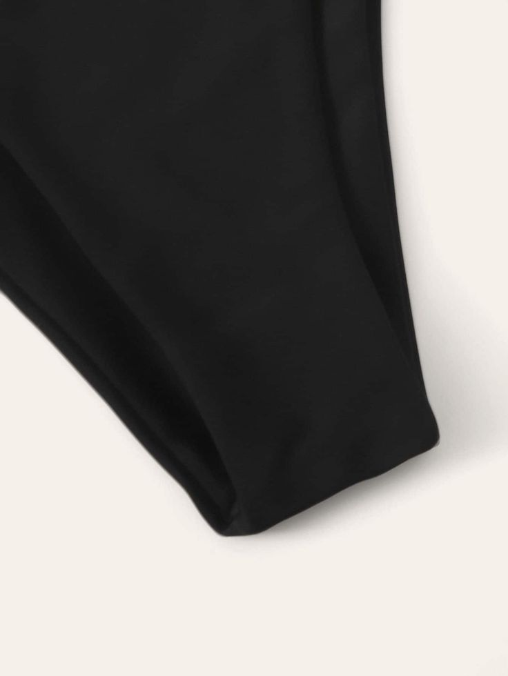 #ad Tie Side Swimming Panty. #No#Black#Fabricisverystretchy#No#82Nylon18Spandex#…