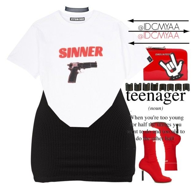 """""""SINNER x TEENAGER 
