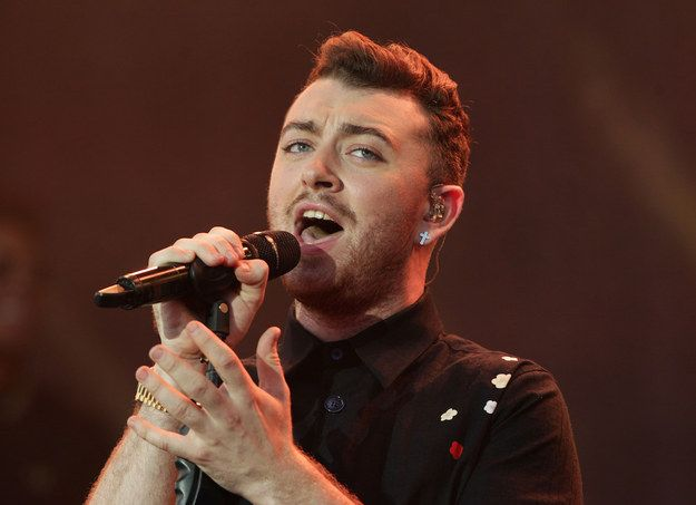 """Unsurprisingly, Smith, the track, and Bond all started trending in the UK as people gave their opinions on the song. 